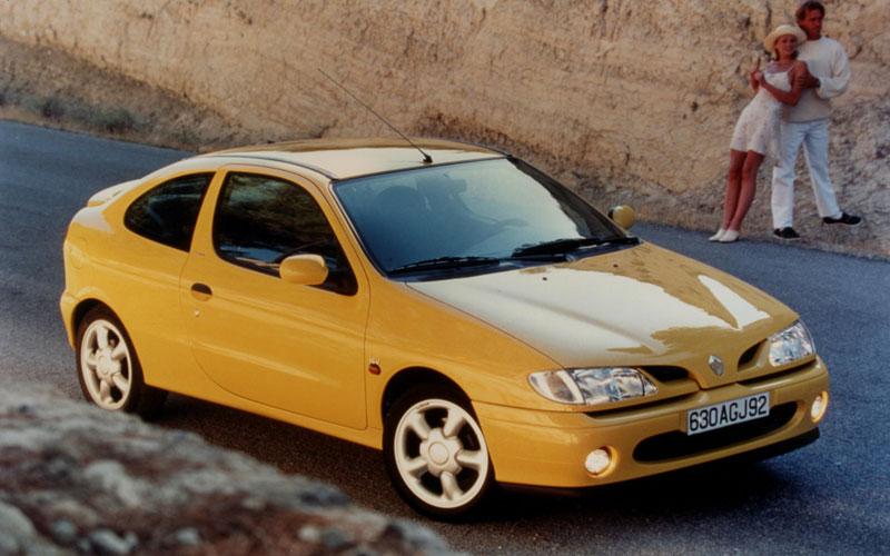 Mejor Coche del Año en España 1997 Renault Mégane
