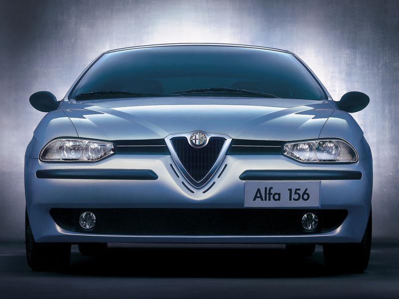 Mejor Coche del Año en España 1998 Alfa Romeo 156