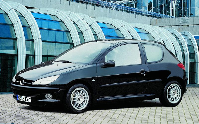 Mejor Coche del Año en España 1999 Peugeot 206