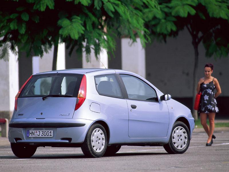 Mejor Coche del Año en España 2000 Fiat Punto
