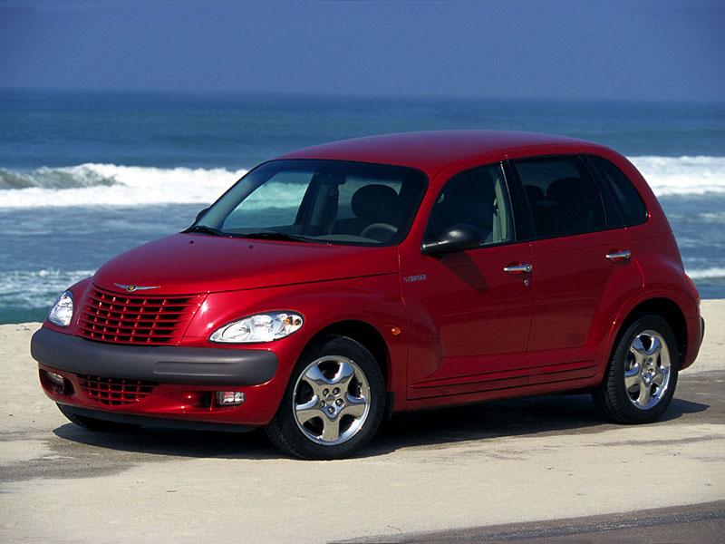 Mejor Coche del Año en España 2001 Chrysler PT Cruiser