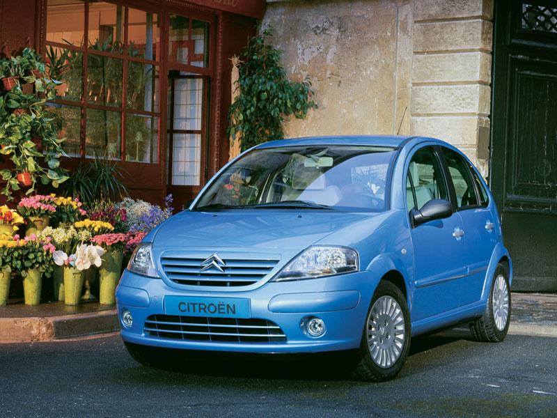 Mejor Coche del Año en España 2003 Citroën C3