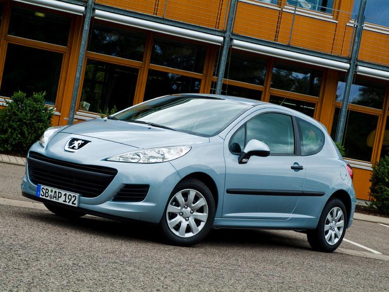 Mejor Coche del Año en España 2007 Peugeot 207