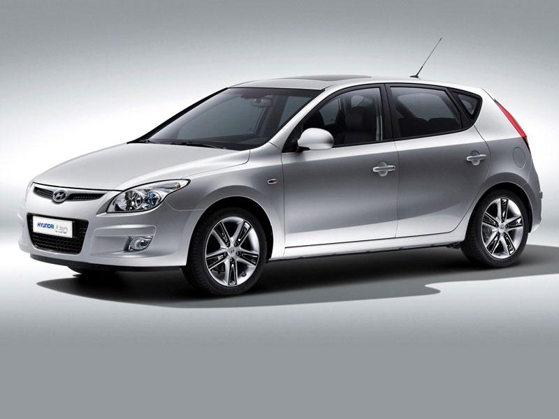 Mejor Coche del Año en España 2008 Hyundai i30