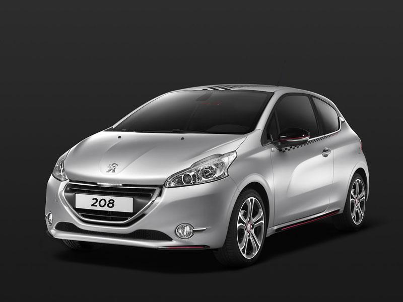 Mejor Coche del Año en España 2013 Peugeot 208