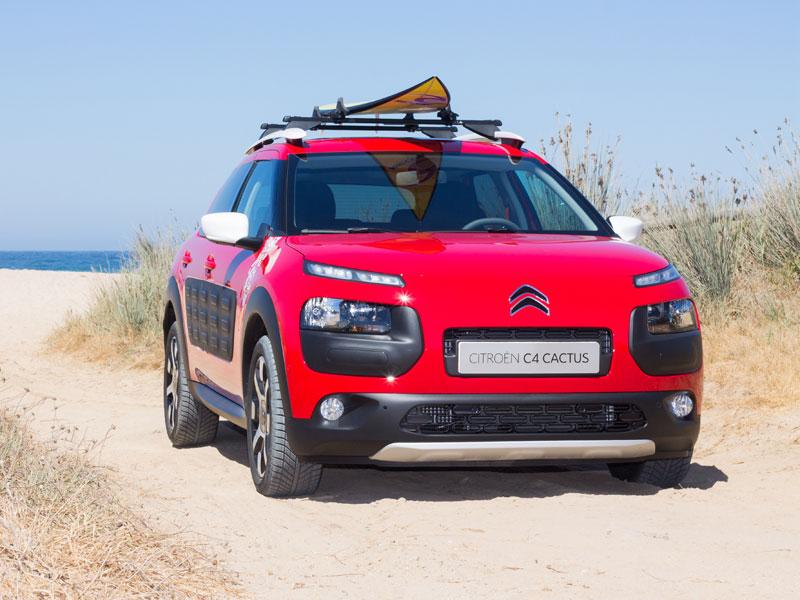 Mejor Coche del Año en España 2015 Citroën C4 Cactus