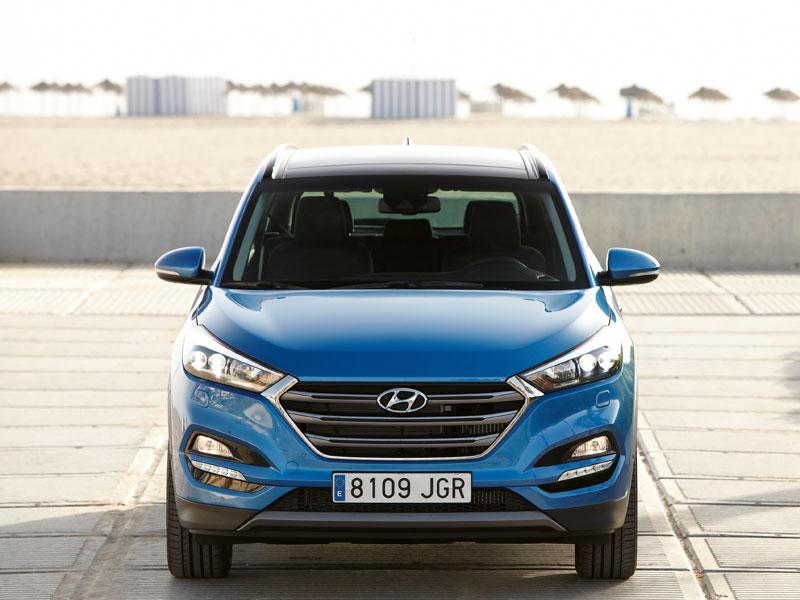 Mejor Coche del Año en España 2016 Hyundai Tucson