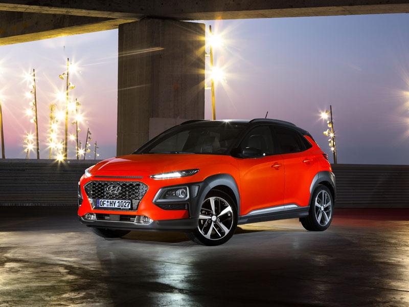 Mejor Coche del Año en España 2019 Hyundai Kona