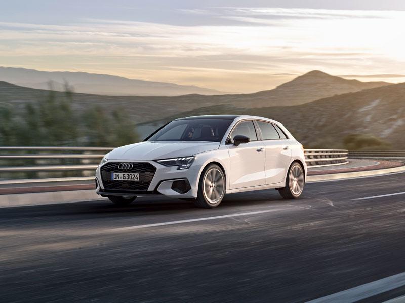 El Audi A3 Sportback logra la etiqueta ECO gracias a una mecánica microhíbrida