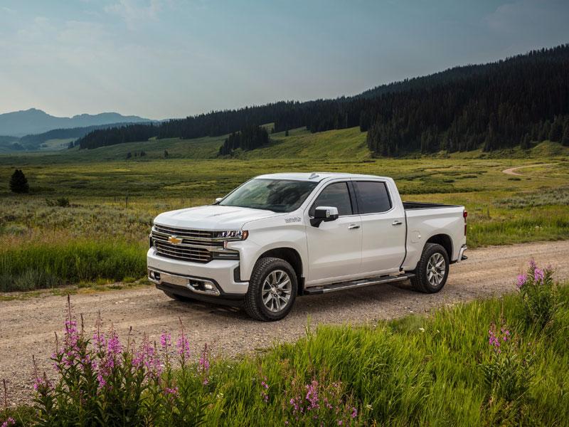 El Chevrolet Silverado logró vender 637.750 unidades
