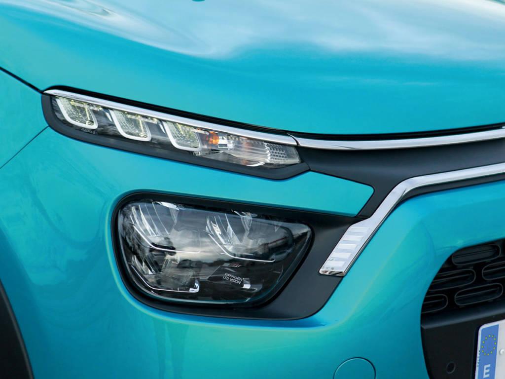 La renovaci´no del Citroën C3 ha llegado acompañada de más equipamiento y tecnología de seguridad