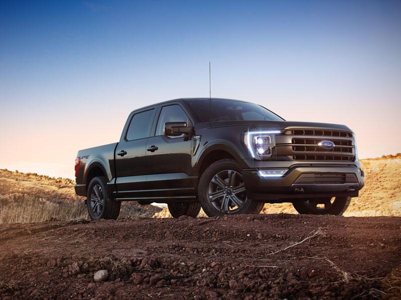 El Ford F-Series rozó el millón de unidades tras matricular 968.179 unidades