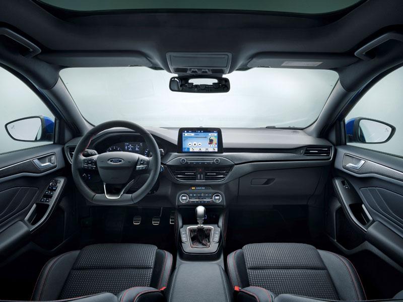 El Ford Focus microhíbrido estará disponible desde 18.828 euros