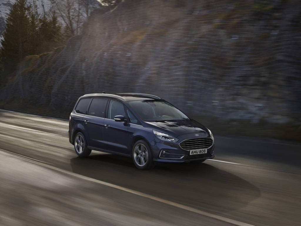 El Ford Galaxy Hybrid 2.5 Duratec HEV 190CV estará disponible con un coste que parte de 47.337 euros