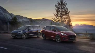 Ford S-Max Hybrid y Ford Galaxy Hybrid, la etiqueta ECO llega junto a un motor híbrido de 190 CV