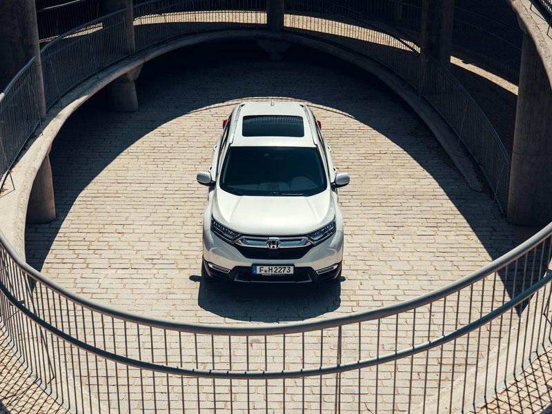 El SUV Honda CR-V vendió 705.651 unidades