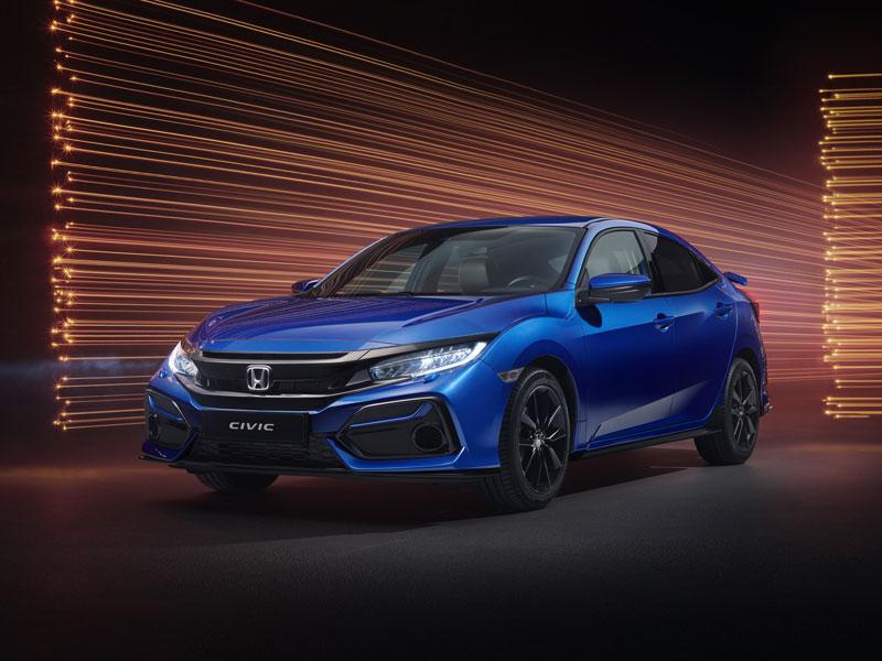 El Honda Civic protagonizó 697.945 operaciones