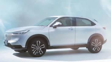 Honda HR-V 2021, ahora con mecánica híbrida e-HEV y perfil SUV Cupé