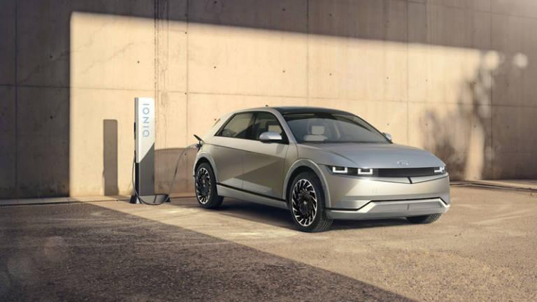 Hyundai Ioniq 5 2021, el inicio de una nueva etapa lo marca crossover eléctrico y estilo retrofuturista