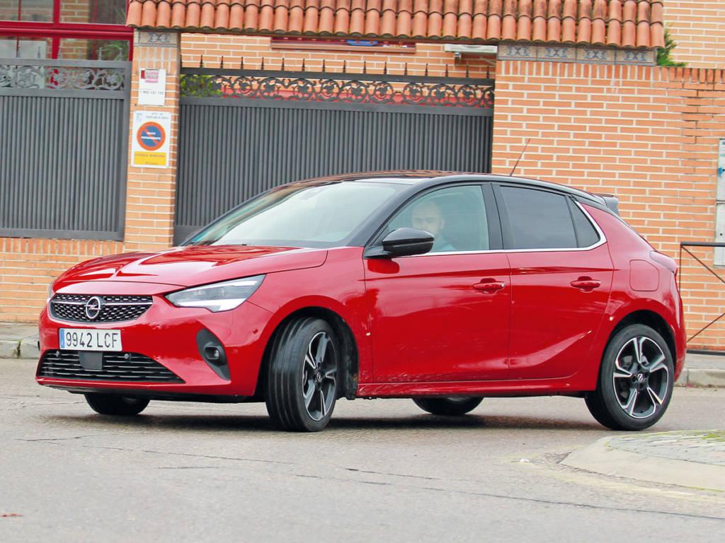 El Opel Corsa es el primero dentro del seno del Grupo PSA