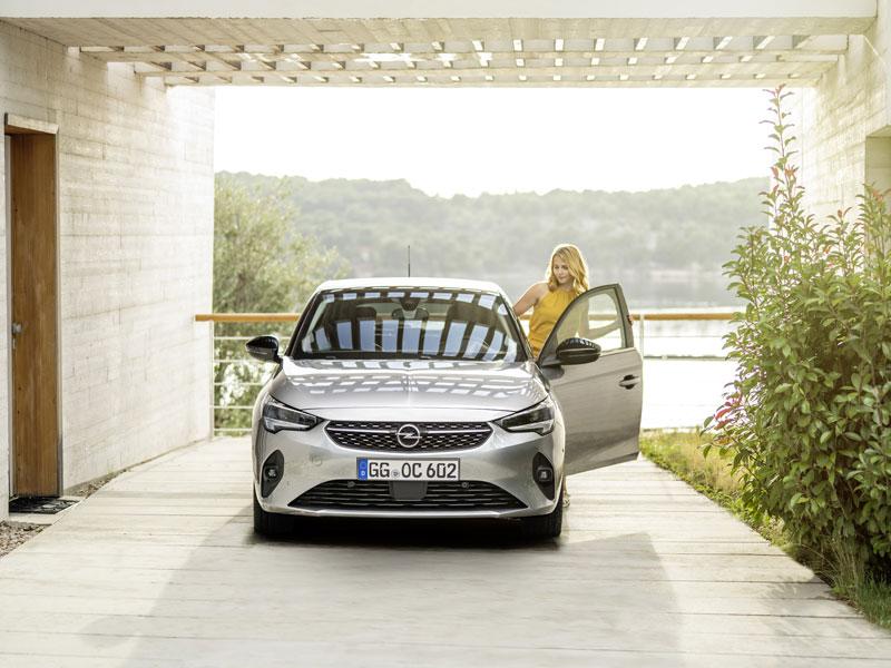 Sexta generación del Opel Corsa más eficiente gracias a una plataforma muy liviana