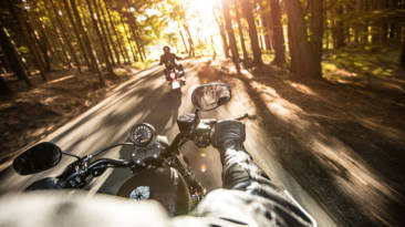 Las cifras que obligan a extremar las precauciones al montar en moto