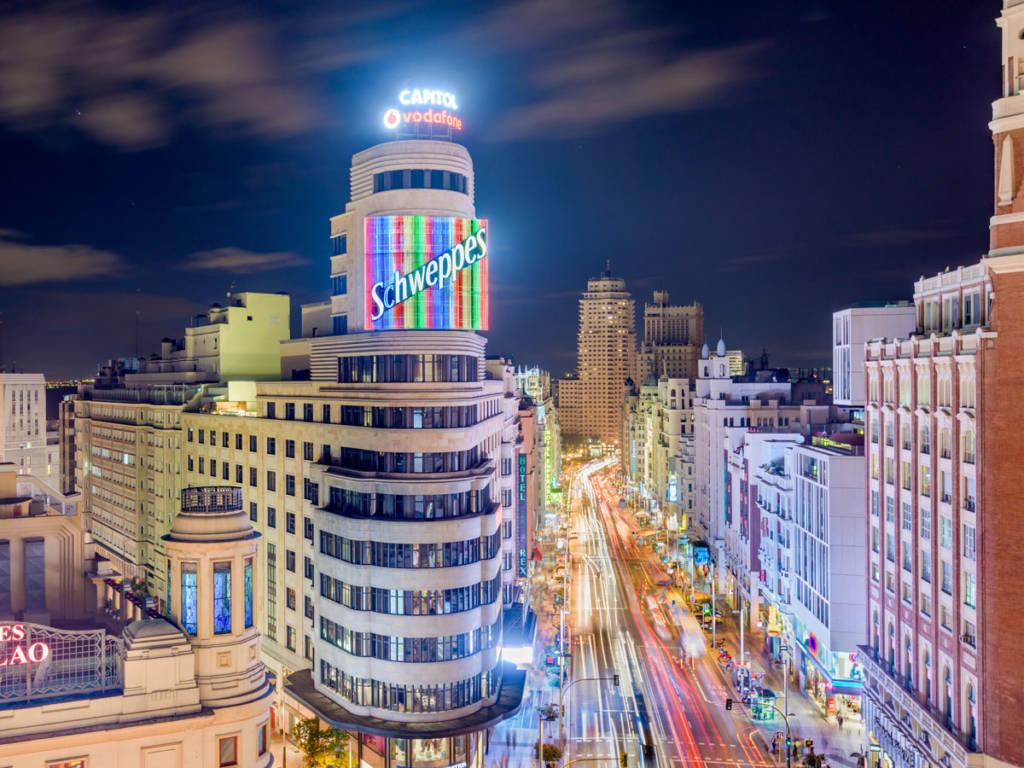 El Plan Cambia 360 se encuadra en la regulación Madrid 360 por la que limita la circulación de vehículos contaminantes en Madrid