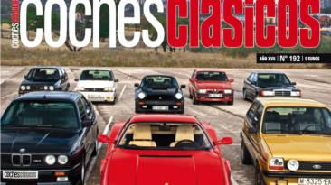 Ya a la venta el número 192 de la Revista Coches Clásicos