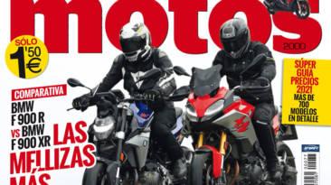 Ya está a la venta el número 77 de la revista Motos
