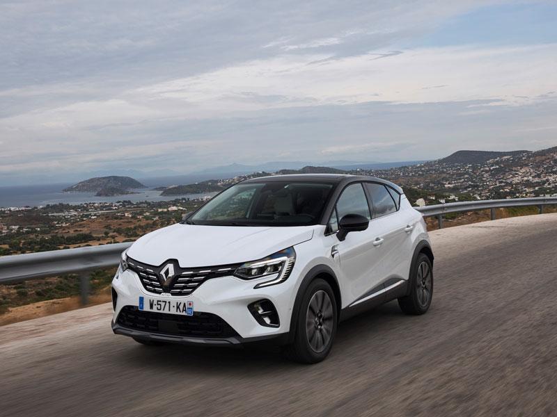 El Renault Captur destaca en el segmento de los SUV urbanos con 176.145 ventas