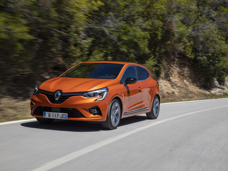 El Renault Clio se queda a un paso de la gloria tras protagonizar 244.363 ventas