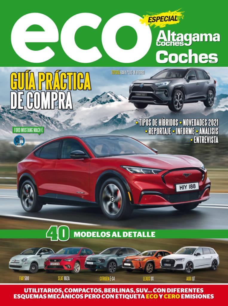 El último número de la revista Coches llega acompañada de un especial de vehículo ecológico de regalo.