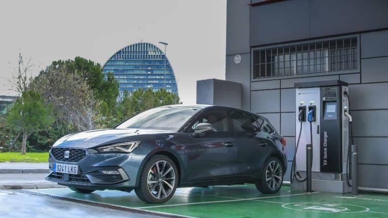 Prueba SEAT León e-Hybrid, combinado de futuro