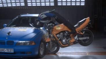 La DGT y Anesdor promueven el uso del airbag entre los motociclistas