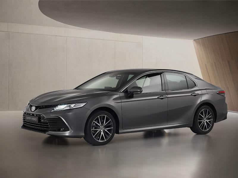 El Toyota Camry vendió 592.648 vehículos