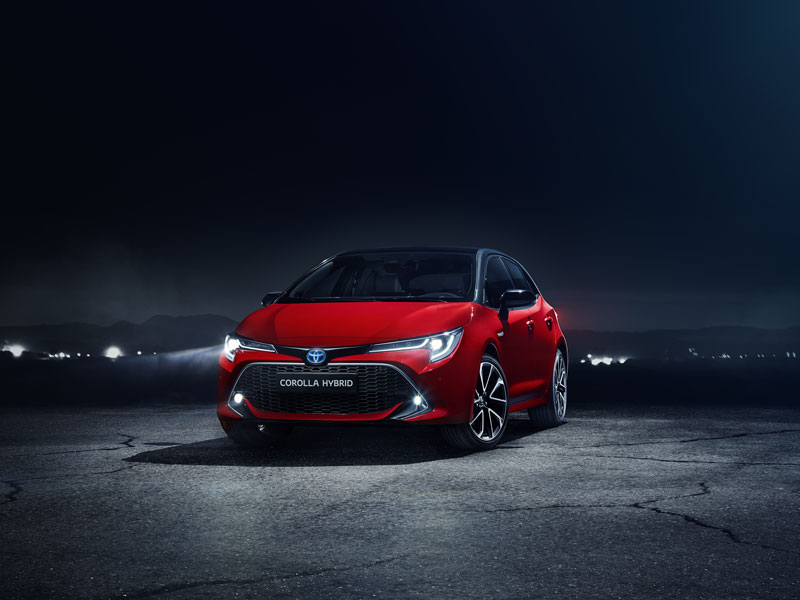 El Toyota Corolla se situó como líder indiscutible tras vender 1.134.262 vehícuilos