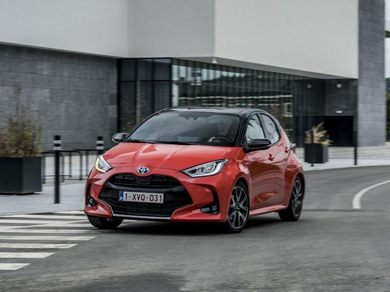 El éxito de los híbridos lo refrenda el Toyota Yaris con sus 177.440  unidades vendidas