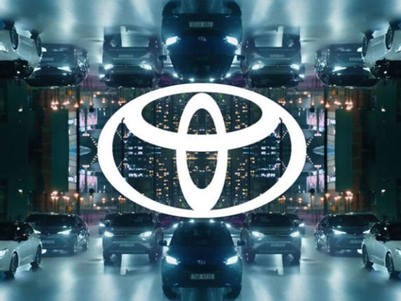El logo de Toyota ahora es más simple y desaparece el nombre de la marca