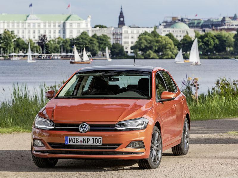 El Volkswagen Polo logró matricular  166.593 coches en Europa el año pasado