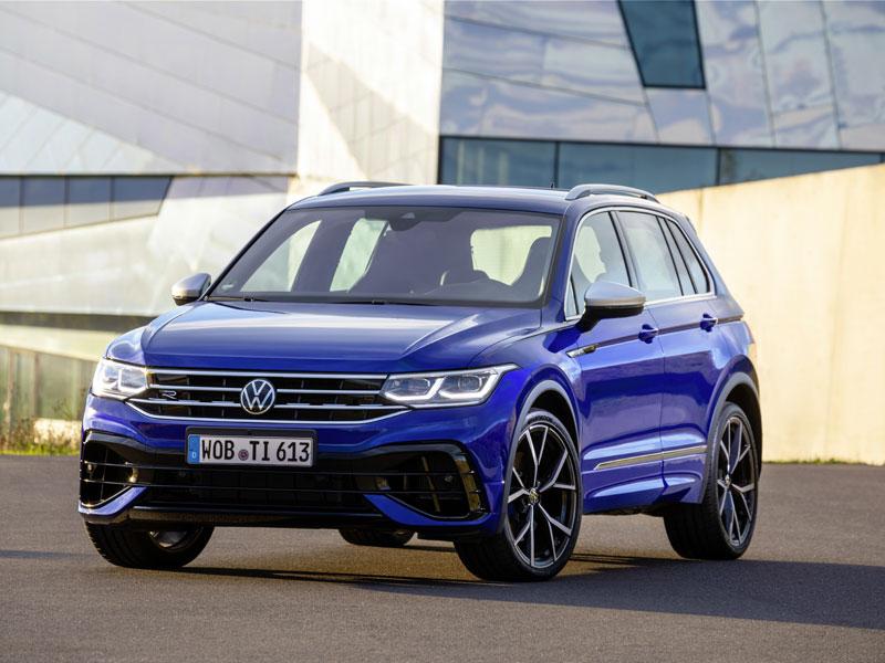 El años pasado el Volkswagen Tiguan vendió 173.627 vehículos a pesar de estar con el lanzamiento de la nueva generación