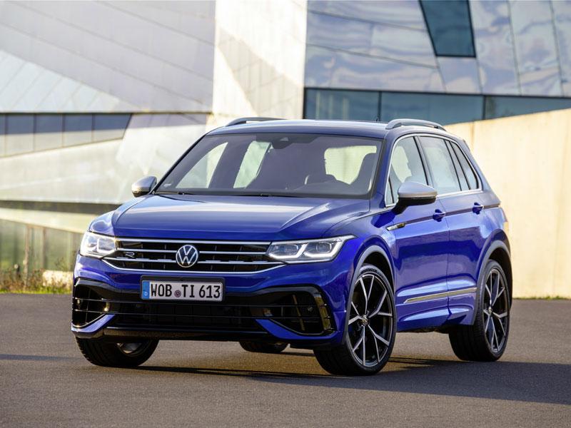 Volkswagen Tiguan matriculó un total de 607.121 unidades