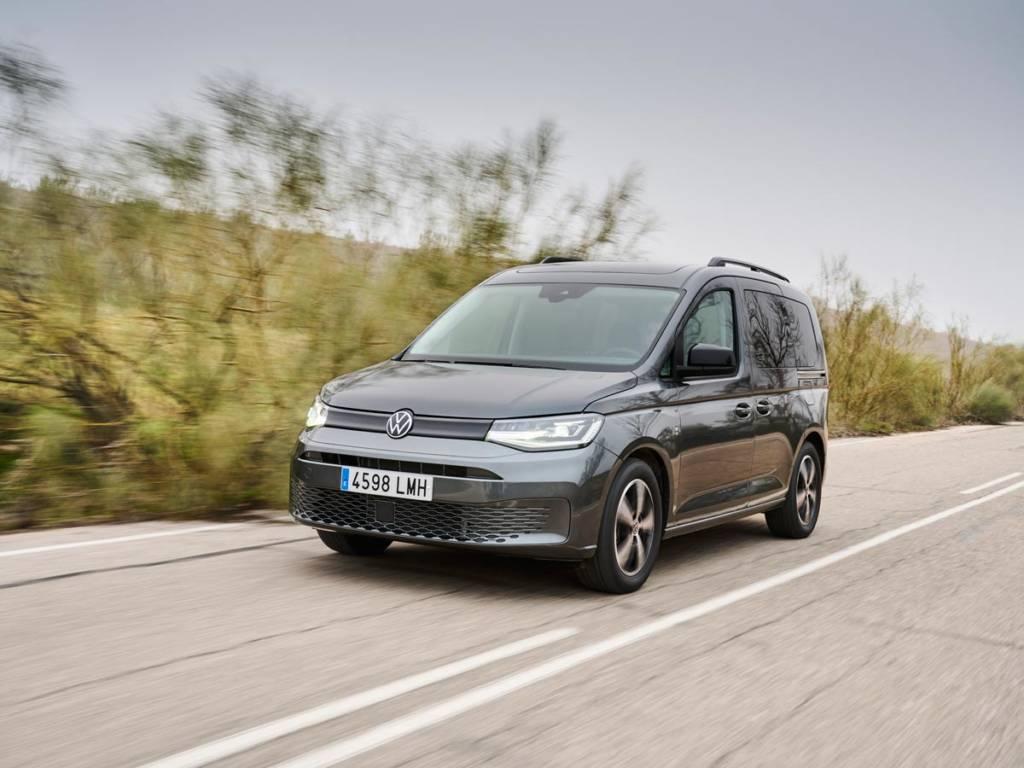 Volkswagen Caddy monovolumen acabado Life