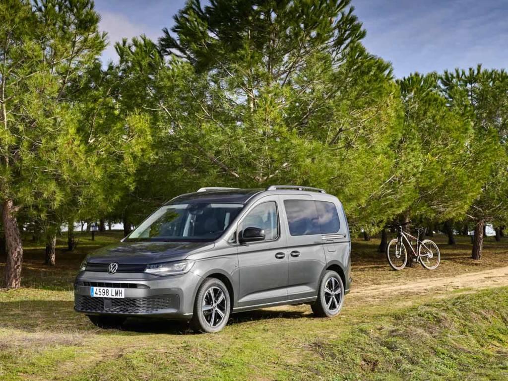 Volkswagen Caddy acabado Outdoor
