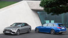 Gama Mercedes-Benz Clase C 2021 sedan y Estate