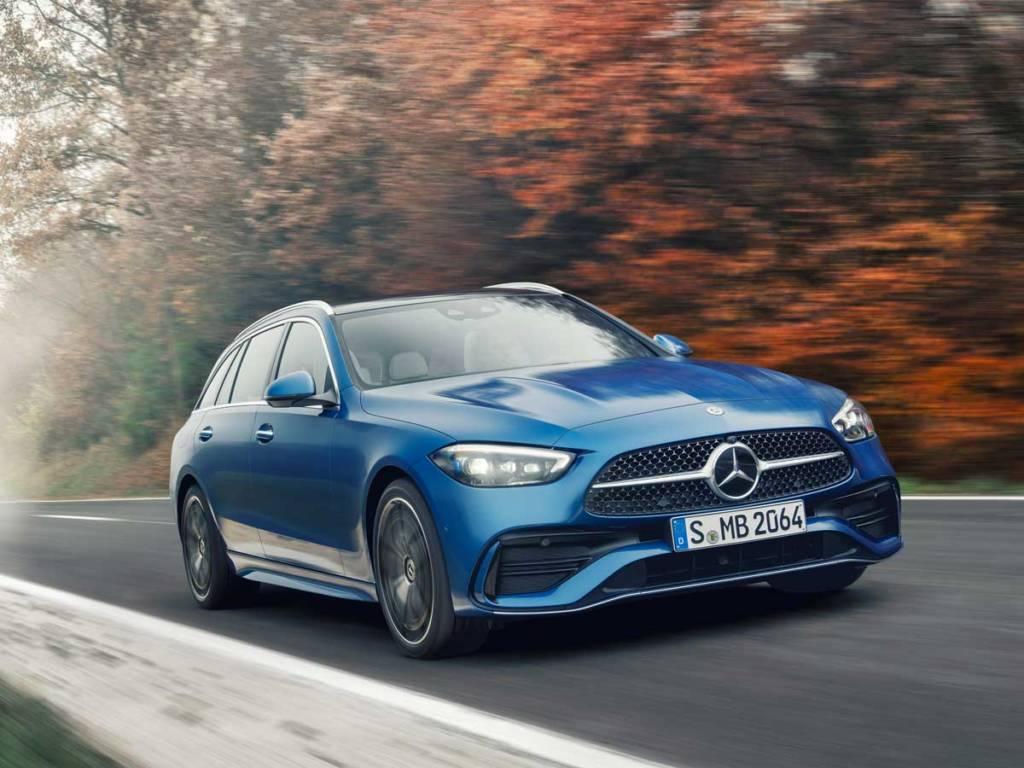Mercedes-Benz Clase C Estate frontal