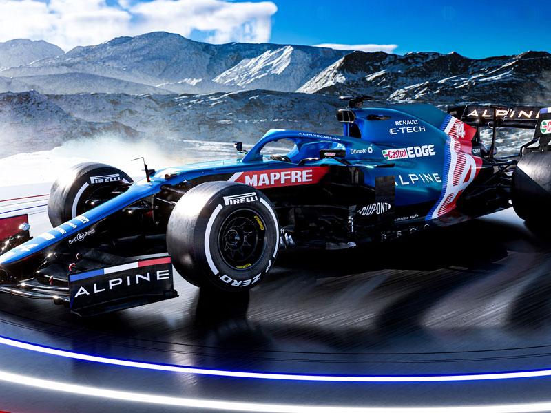 14 Fernando Alonso