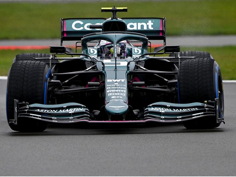 5 Sebastian Vettel