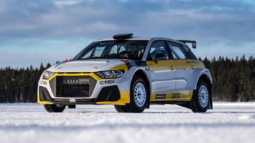 Audi A1 Quattro Rally2 kit supondrá regreso a los rallys