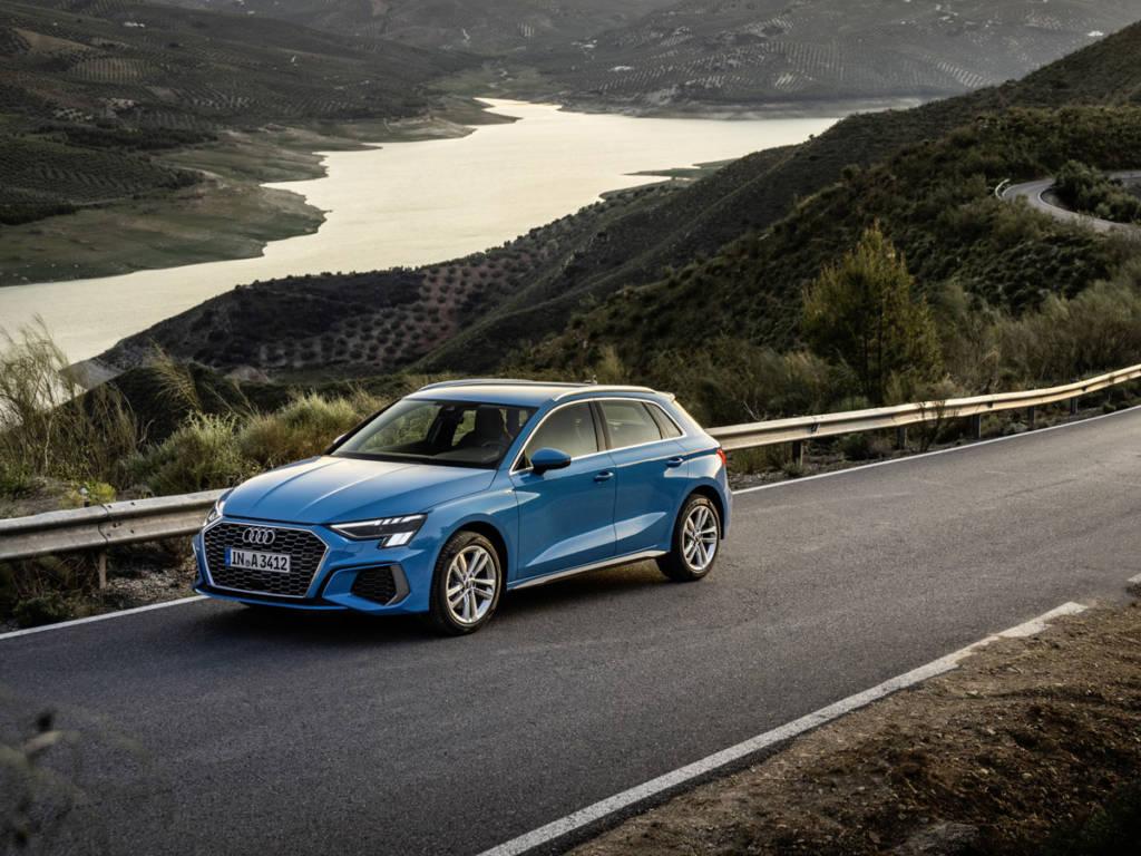 El Audi A3 Sportbck pugna por se elegido mejor coche del año a nivel mundial