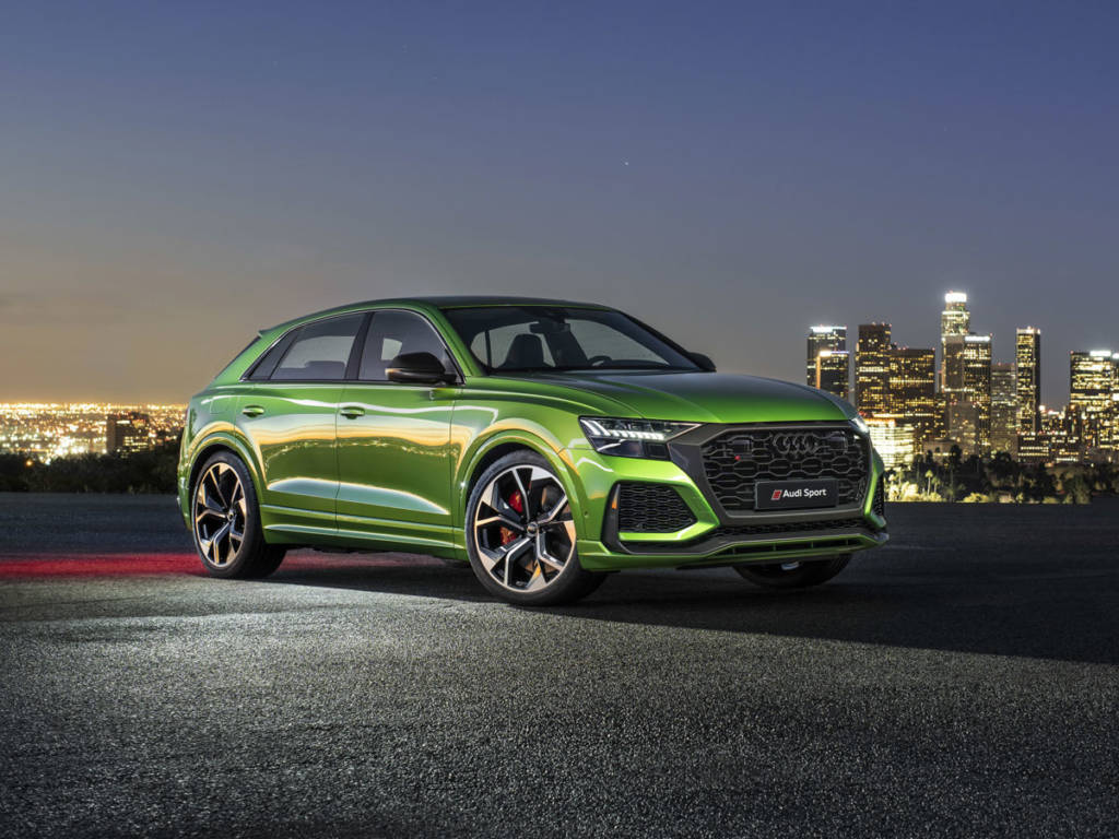 El Audi RS Q8 quiere ser elegido mejor coche deportivo del año